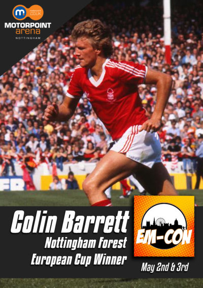 Colin Barrett