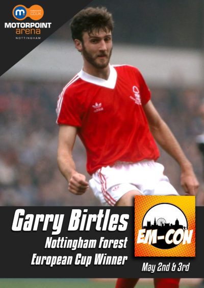 Garry Birtles