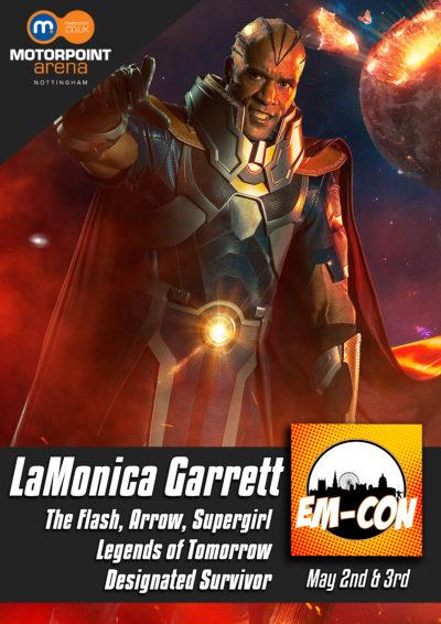 LaMonica Garrett