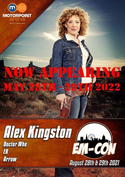 Alex Kingston