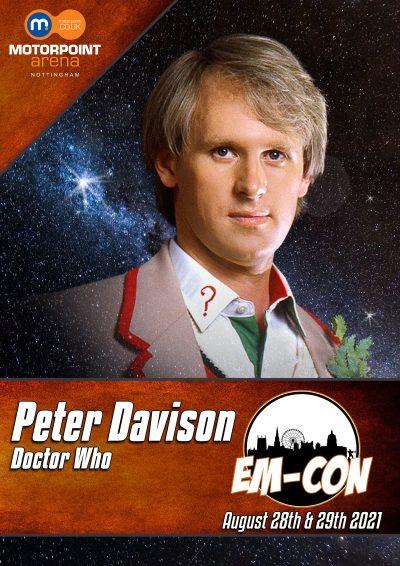 Peter Davison