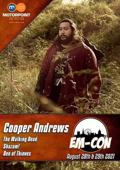 Cooper Andrews
