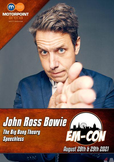 John Ross Bowie