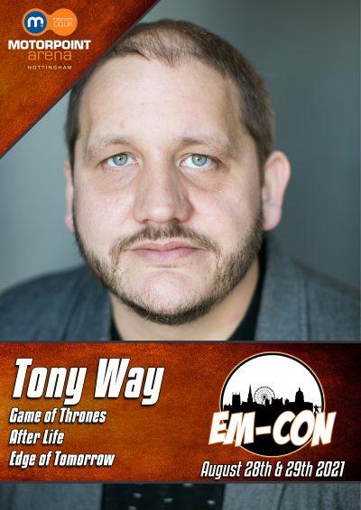 Tony Way