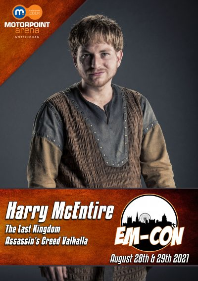 Harry McEntire