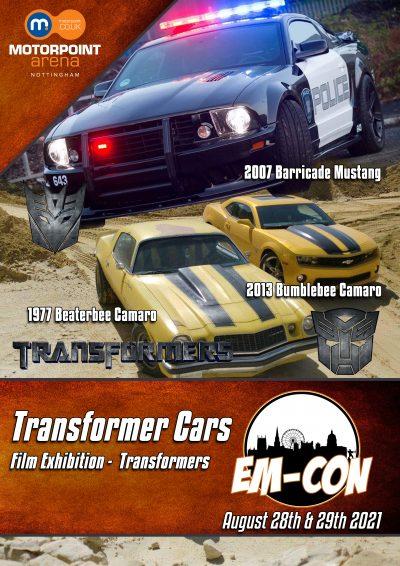 Transformer Cars