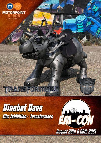 Dinobot Dave