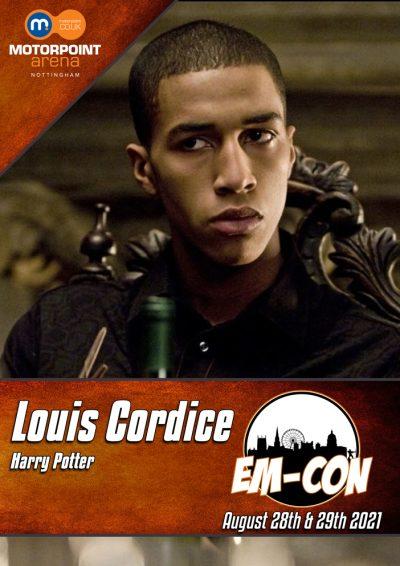 Louis Cordice